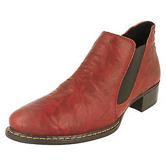 Damer Rieker ankel støvler 53680