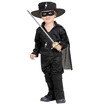Widmann Kostüm Held maskierten Banditen