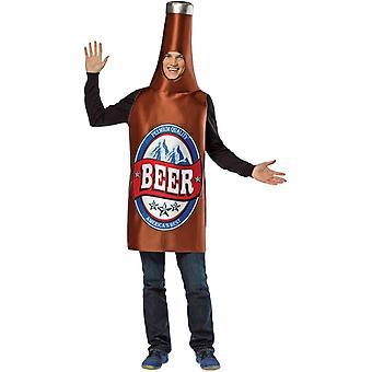 Costume de bière pour les adultes