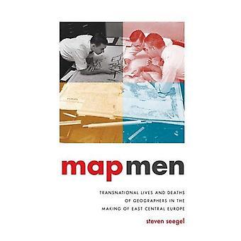 Kaart van mannen - transnationale leven en dood van geografen in de maak