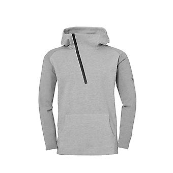 Uhlsport ESSENTIAL PRO hooded sweater with zipper