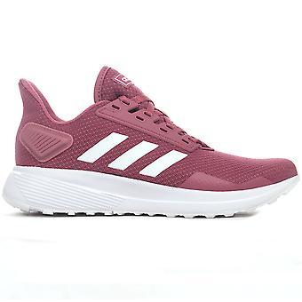 Adidas Duramo 9 Womens neutraal uitgevoerd Trainer schoen roze