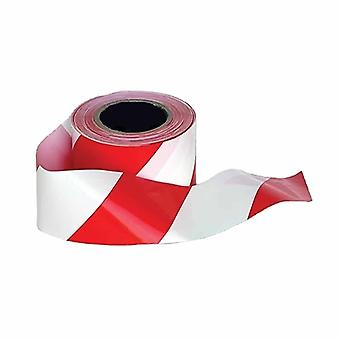 sUw - Barricade/Warning Tape RedWhi régulière