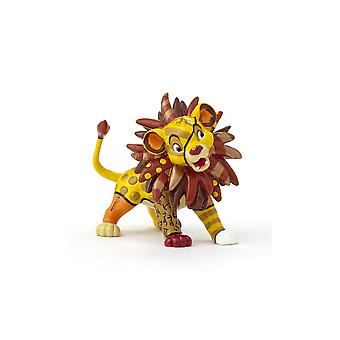 Officially Licensed Simba Mini Figurine