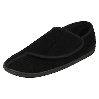 Mens Response Cord Detailed Slippers CTD-825