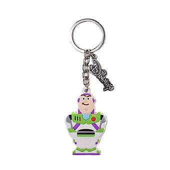 Toy Story Buzz Lightyear Rubber Keyring