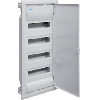 Hager VU48NC Switchboard cabinet Flush mount No. of partitions = 48 No. of rows = 4