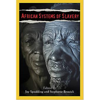 African Systems Of Slavery by Stephanie Beswick - 9781592217250 Book