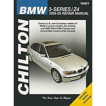 BMW 3-Series Automotive Repair Manual by Robert Maddox - Chilton - 97