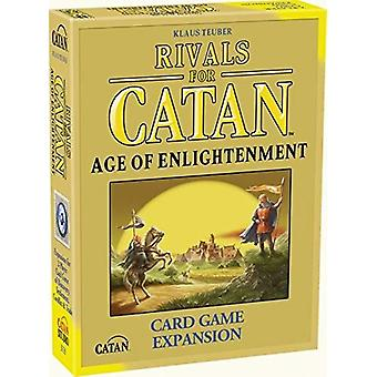 Rivals for Catan Age of Enlightenment Expansion Card Game
