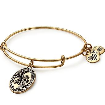 Alex and Ani Granddaughter Gold Bangle A16EB63RG