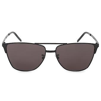 Saint Laurent SL 280 001 59 Rectangular Sunglasses