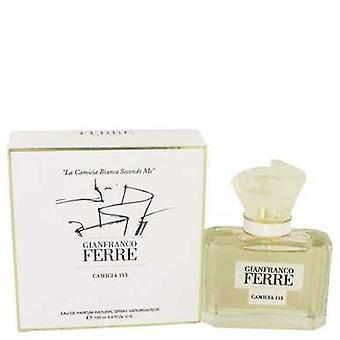Gianfranco Ferre Camicia 113 By Gianfranco Ferre Eau De Parfum Spray 3.4 Oz (women) V728-535255