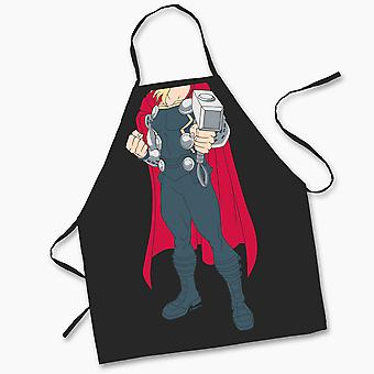 Apron - Marvel - Thor Character KIDS size Licensed New 16333