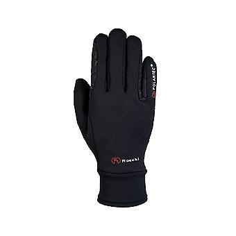 Roeckl Polartec (warwick) Riding Glove - Black
