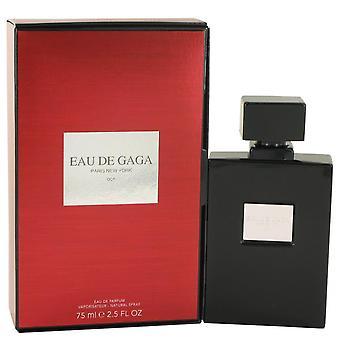 Eau de gaga eau de parfum spray by lady gaga 528980 75 ml