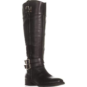INC International begreber dame frankll lukket tå Knæhøje mode støvler