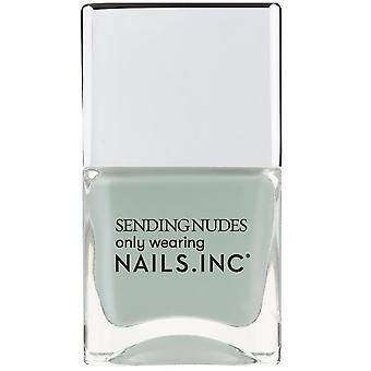 Nails Inc sender nudes 2019 Spring Collection-uhøflig ikke å (11253) 14ml
