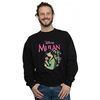 Disney män ' s Mulan rosa Magnolia Sweatshirt
