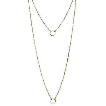 Elli silver kvinnors halsband 925 0110591014_70