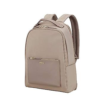 SAMSONITE BACKPACK 14.1' (BEIGE) -ZALIA Zaino Casual - 48 cm - Beige