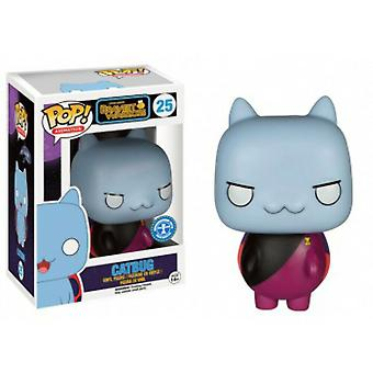 Bravest Warriors komentaja Catbug meille yksinomainen Pop! Vinyyli