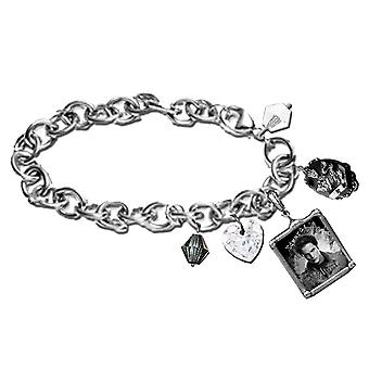 Twilight Jewellery Charm Bracelet (Edward Cullen)