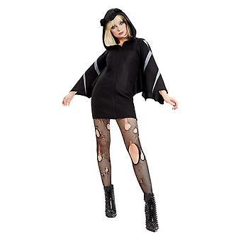 Costume da donna elegante Bat Halloween Fancy Dress