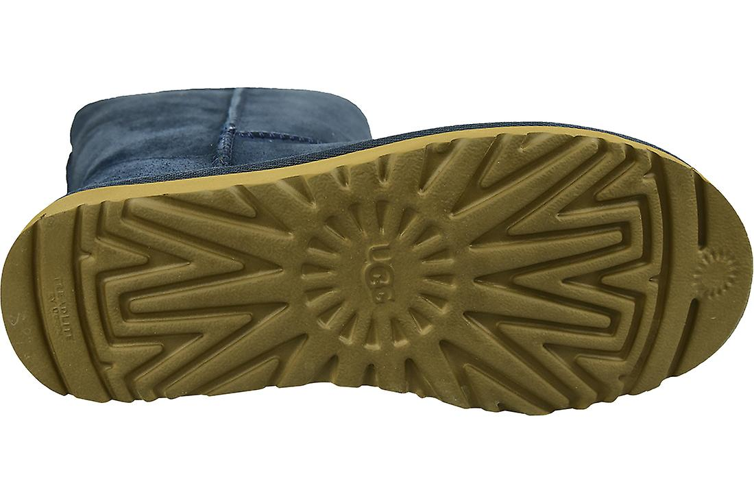 UGG Classic Short II 1016223-NAVY kvinner vinter støvler