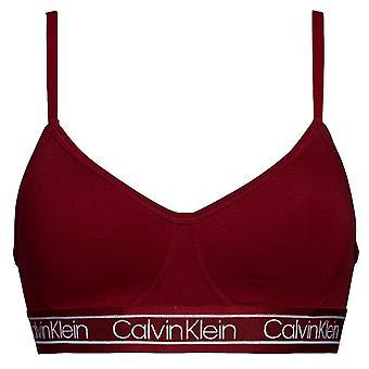 Calvin Klein moderne FLX foret Bralette-hindbær marmelade