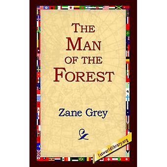 Der Mann des Waldes durch grau & Zane