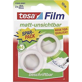 Tesafilm® onzichtbare 10 m x 19 mm 2 PC