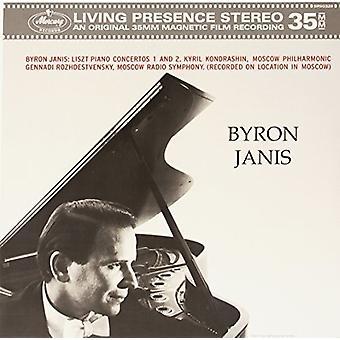 Kyrill Kondrashin - Liszt: Klavier-Konzerte Nr. 1 & 2 [Vinyl] USA import