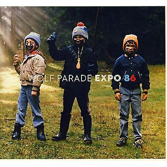 Wolf Parade - Expo 86 [CD] USA import