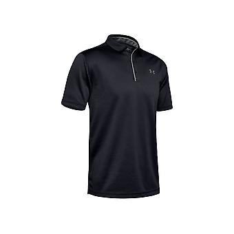 Under Armour Tech Polo 1290140001 universal all year men t-paita