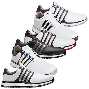 adidas Golf Mens 2020 Tour 360 XT-SL Leder waterdichte Spikeless Golf Schoenen