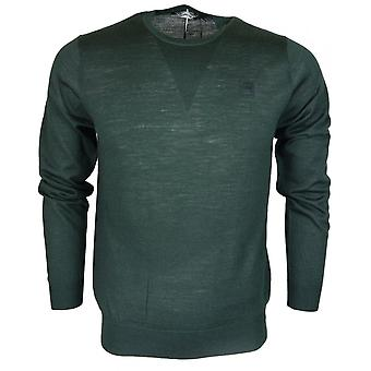 G-Star Core Cotton Thin Green Knitwear