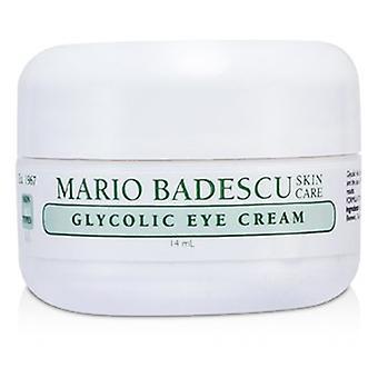 Mario Badescu Glycolic Eye Cream - Voor combinatie / Droge huidtypes 14ml/0.5oz
