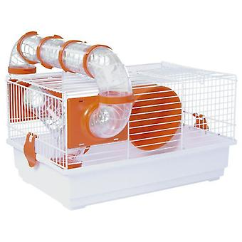 Voltrega Jaula Mod. 915 Hamster Blanca (4) (Small pets , Cages and Parks)
