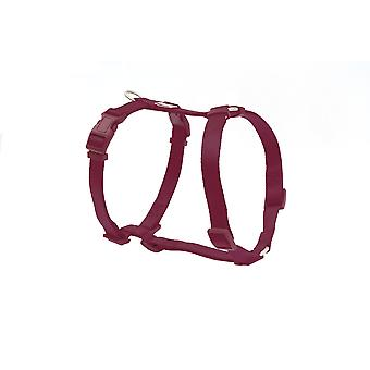 Freedog Basic Nylon Harness Garnet (Dogs , Collars, Leads and Harnesses , Harnesses)