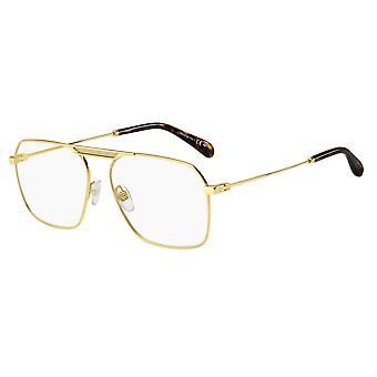 Givenchy GV0118 J5G Gold Glasses