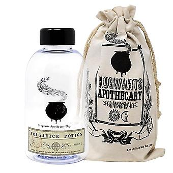 Harry Potter Potions Water Bottle with Bag