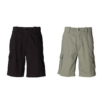 Skinni Fit Mens Casual Cargo Shorts