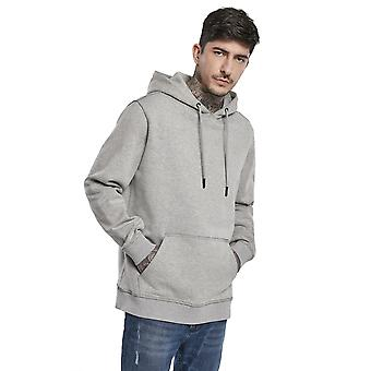 Urban Classics Men's Hoodie Two Face