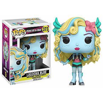 Funko Pop, mitä sinä teet? Vinyyli Monster High Lagoona Sininen Kerättävä malli figurine #373