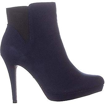 Thalia Sodi Womens Briea Fabric Round Toe Ankle Fashion Boots
