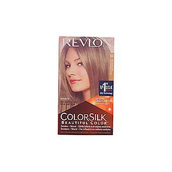 Revlon Colorsilk Tinte #60-rubio Oscuro Cenizo para las mujeres