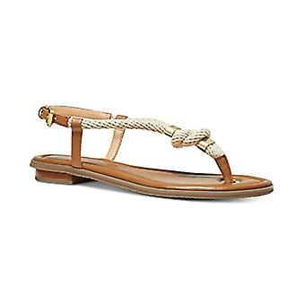 Michael Michael Kors Femmes Holly Fabric Open Toe Casual Ankle Strap Sandales
