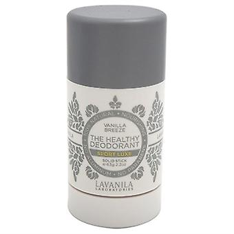 LAVANILA sunn Deodorant idrett Luxe vanilje bris 2.2oz / 63g
