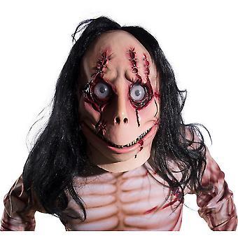 Bristol Neuheit Unisex Erwachsene Bildschirm Stalker Halloween Maske